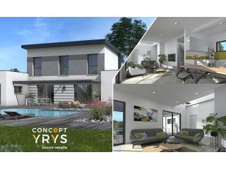 La maison YRYS disponible en 133 ou 153 m² !